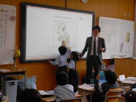 小学校 英語授業(29.4)1