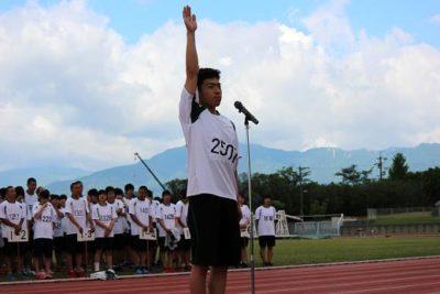 高校 体育祭(29.6)1