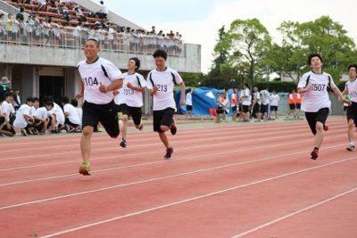 高校 体育祭(29.6)2