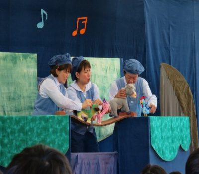 桑名幼 人形劇(29.6)2