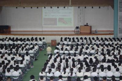 同窓会講演会(29.7)2