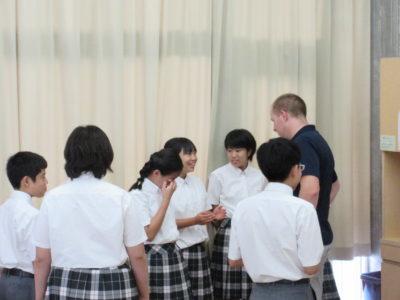 中学校 英語キャンプ(29.8)1