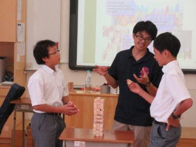 中学校 英語キャンプ(29.8)2