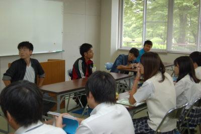 中学校・高校 東大合宿(29.8)2