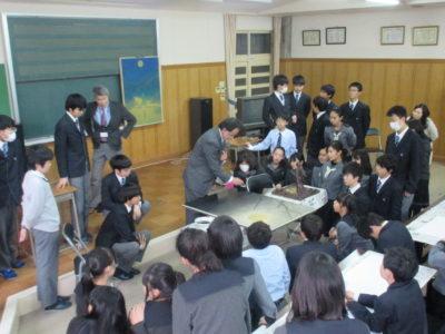 中学校 アカデミア絵画(29.11)1