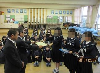 高校 甲子園応援お礼(29.12)2