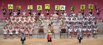 幼稚園 音楽祭(29.12)1