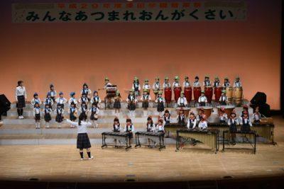 幼稚園 音楽祭(29.12)2