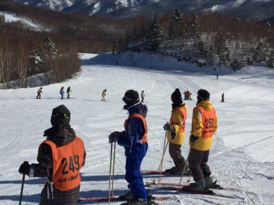 中学校 スキー実習3(30.2.9)1