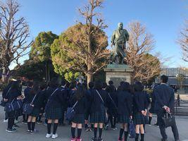 小学校 歴史の学校3日目(30.3)2