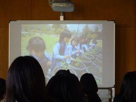 小学校 感謝の会(30.3)2