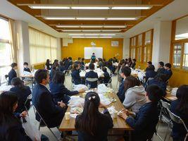 小学校 感謝の会(30.3)1