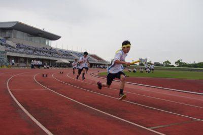 中学校 体育祭(30.6)3