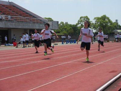 高校 体育祭(30.6)1