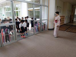 小学校 礼法(30.6)2