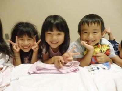 幼稚園 宿泊保育(30.7)2