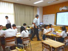 小学校 中学入試対策講座(30.7)2