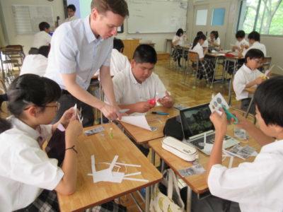 中学校 英語キャンプ3(30.7)2