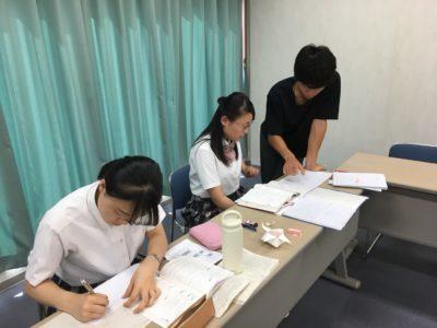 中学校 東大合宿(30.8)3