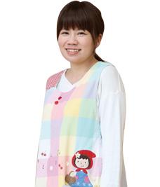 高岡彩加さん