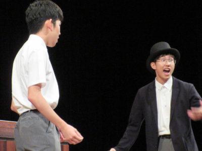 中学校 文化祭2(30.9)