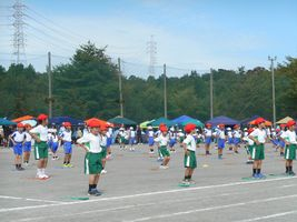 小学校 運動会(30.9)1