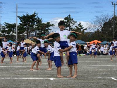 大山田幼 運動会(30.10)2