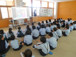 小学校 租税教室(30.11)1
