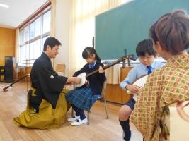 小学校 ロータリー(30.11)3jpg