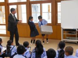 小学校 租税教室(30.11)2