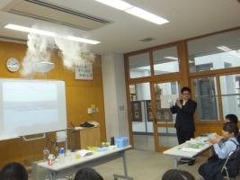 小学校 放射線授業(30.12)2