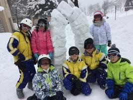 雪の学校2日目(31.1)1