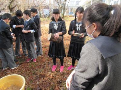 シメジ菌授業(31.2)2