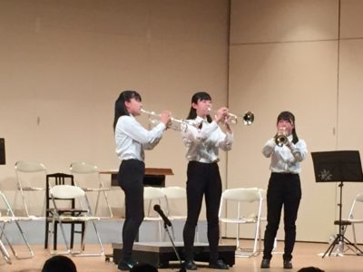 吹奏楽部演奏会2(31.3)
