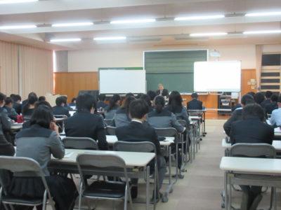芳賀先生講演会(1.10)2