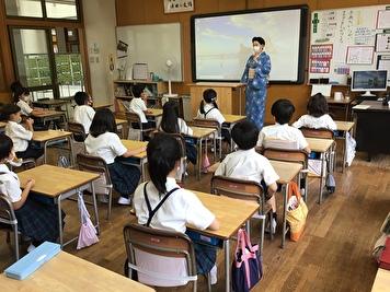 小学校礼法指導(2.7)2