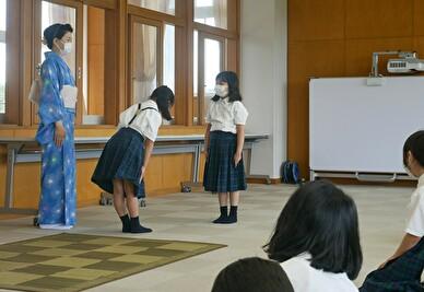 小学校礼法指導(2.7)1