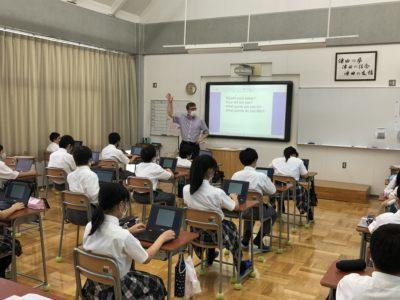 英語キャンプ(2.8)